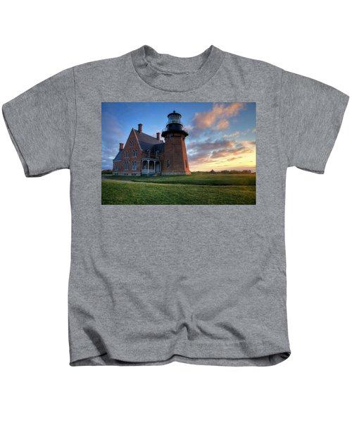 Southeast Light Sunrise Kids T-Shirt