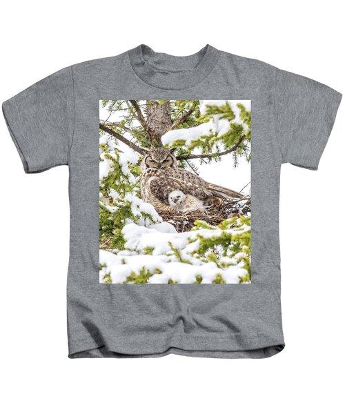 Spring Caregiver Kids T-Shirt