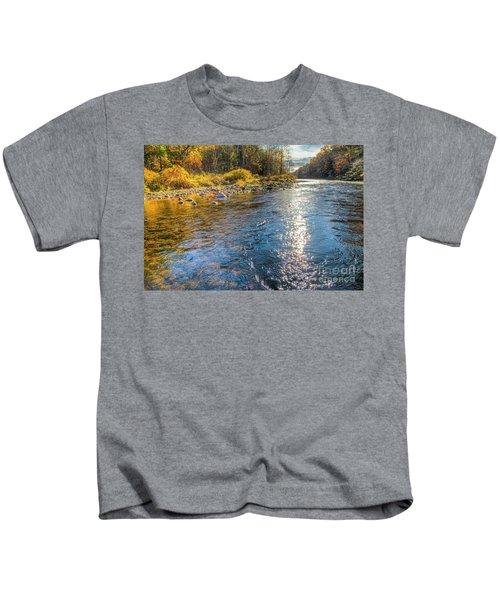 Spring Hole Kids T-Shirt