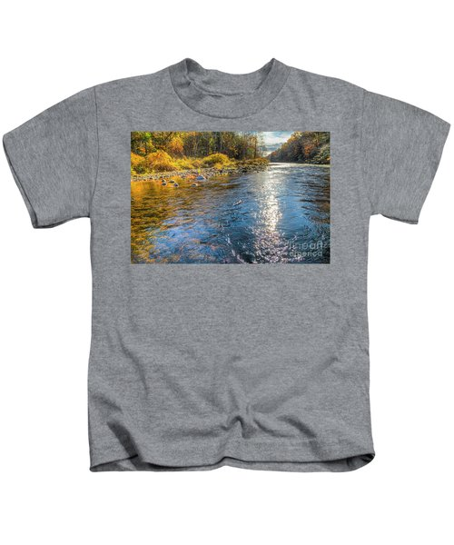 Spring Hole Kids T-Shirt