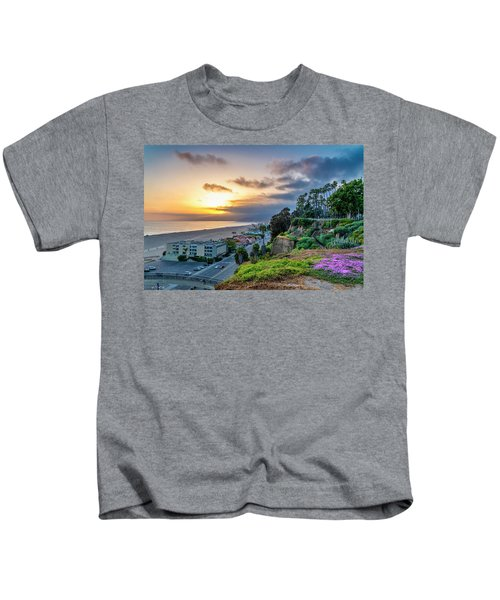 Spring In The Park On The Bluffs Kids T-Shirt
