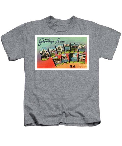 Spring Lake Greetings Kids T-Shirt