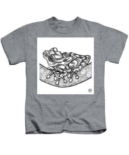 Spring Peeper Kids T-Shirt