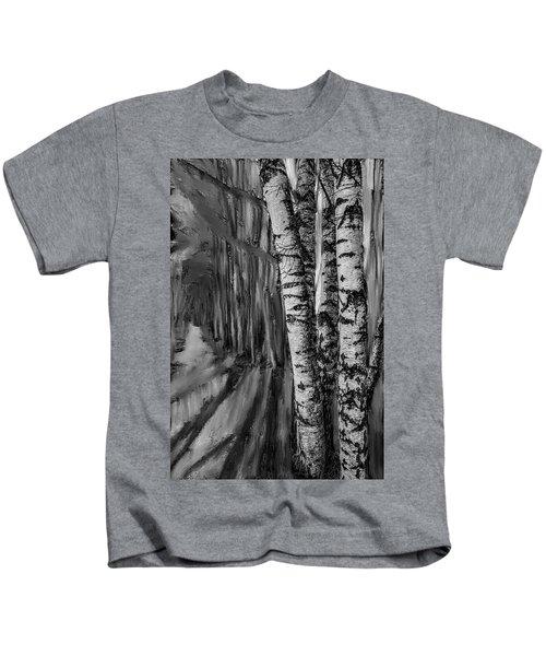 springtime ligh BW #i6 Kids T-Shirt