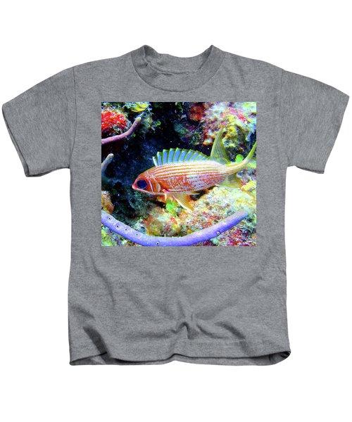 Squirrel Fish Kids T-Shirt