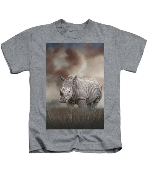 Stand Your Ground  Kids T-Shirt