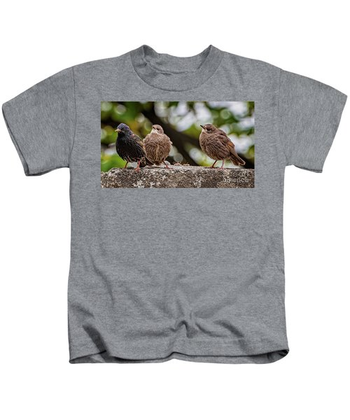 Starling Fledgling Kids T-Shirt