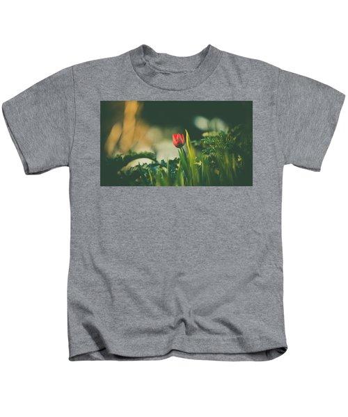 Start Of Spring Kids T-Shirt