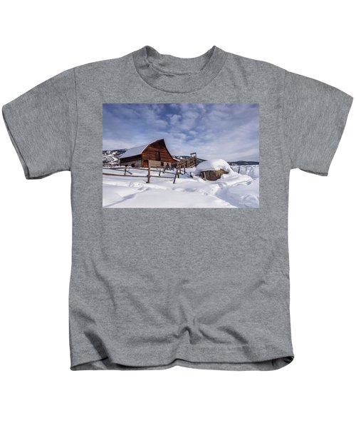 Steamboat Springs Kids T-Shirt