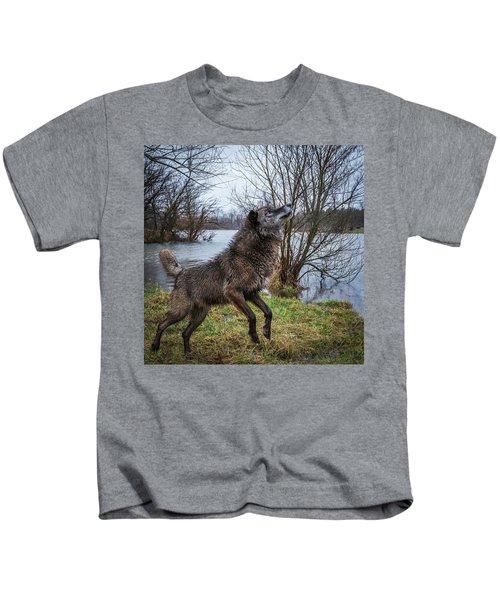 Stick Get It Kids T-Shirt