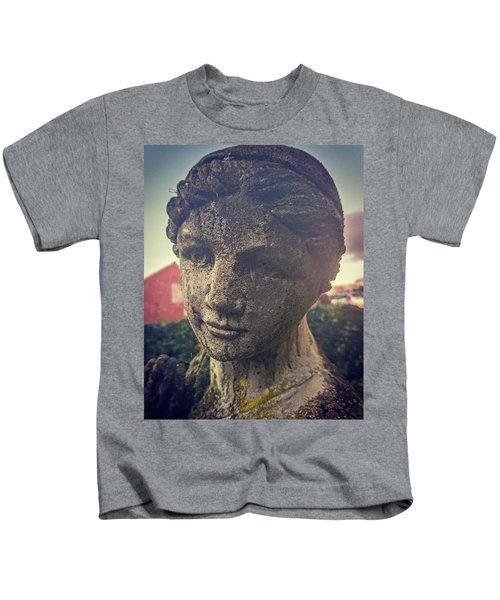 Stone Lady Kids T-Shirt