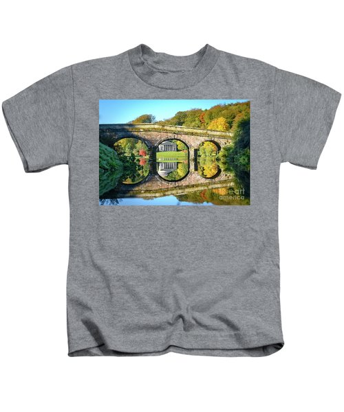Stourhead Autumn Kids T-Shirt