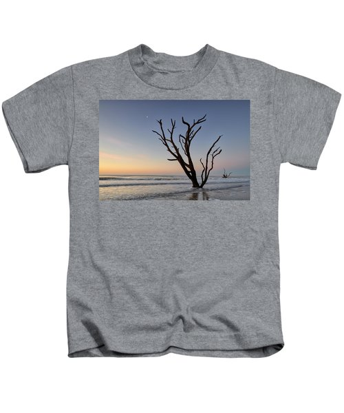 Sunset At Botany Bay Kids T-Shirt