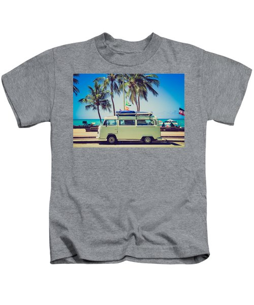 Surfer Van Kids T-Shirt