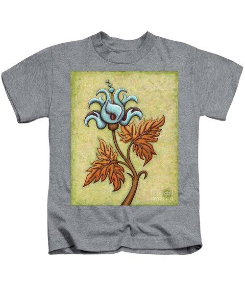Tapestry Flower 2 Kids T-Shirt