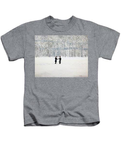 The Agreement Kids T-Shirt
