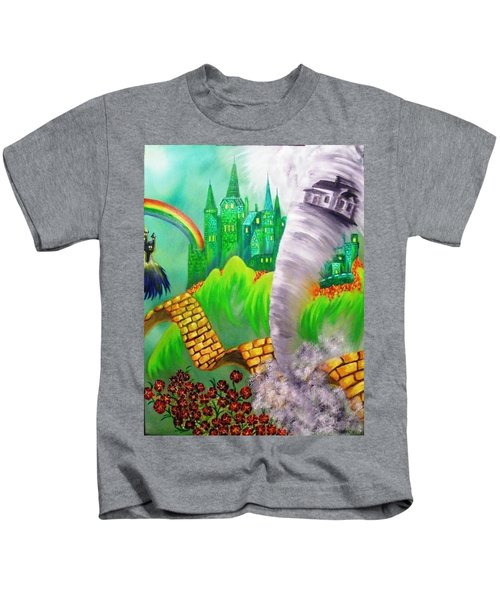 The Arrival Revisited Kids T-Shirt