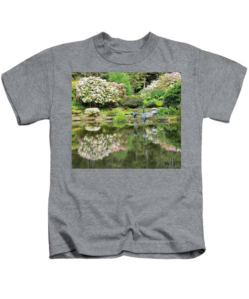 The Birds Of Shore Acres Kids T-Shirt