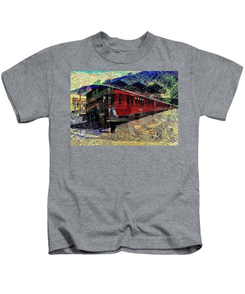 The Conductor Kids T-Shirt