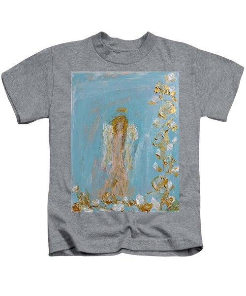 The Golden Child Angel Kids T-Shirt