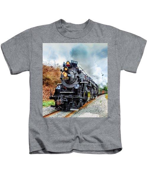 The Iron Horse  Kids T-Shirt