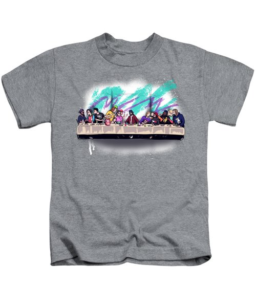 The Last 90s Supper Kids T-Shirt