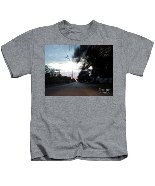 The Passenger 03 Kids T-Shirt