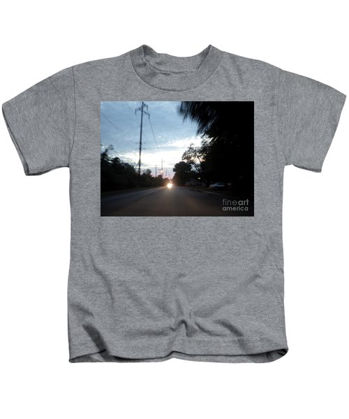 The Passenger 05 Kids T-Shirt