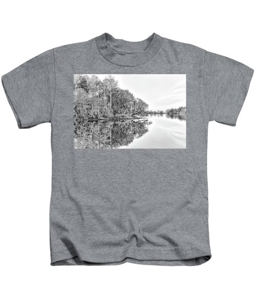 The Point At Coosaw Plantation Kids T-Shirt