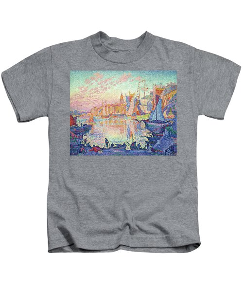 The Port Of Saint-tropez - Digital Remastered Edition Kids T-Shirt