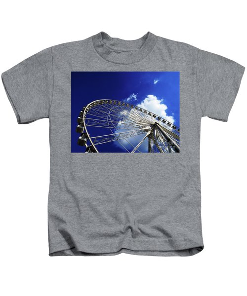 The Ride To Acrophobia Kids T-Shirt