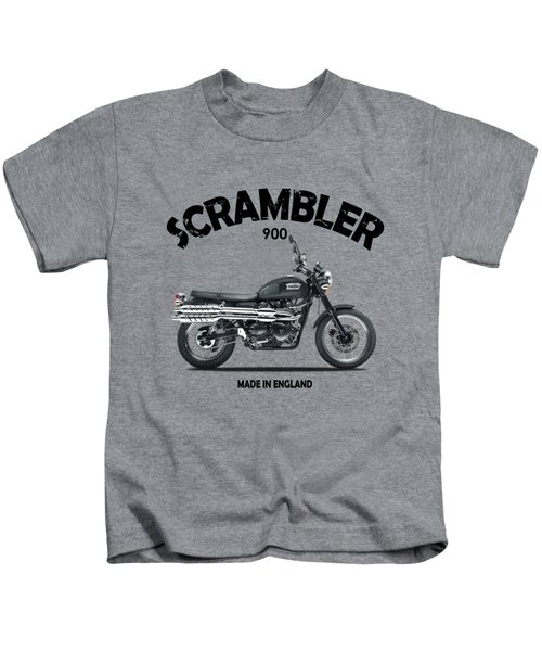 The Scrambler 900 Kids T-Shirt