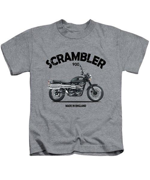 The Scrambler 900 Kids T-Shirt