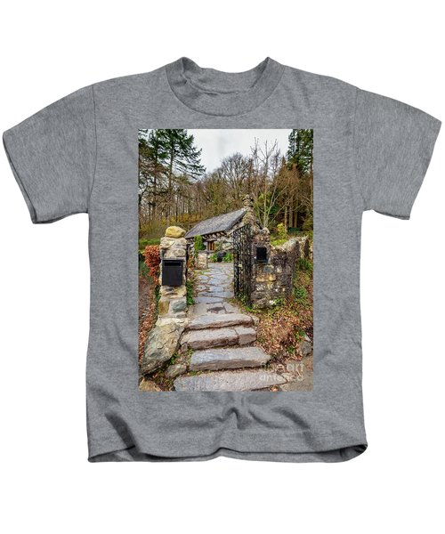 The Ugly House Snowdonia Kids T-Shirt
