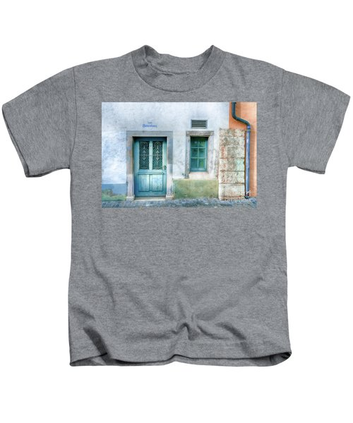 The Dancing Bear Kids T-Shirt