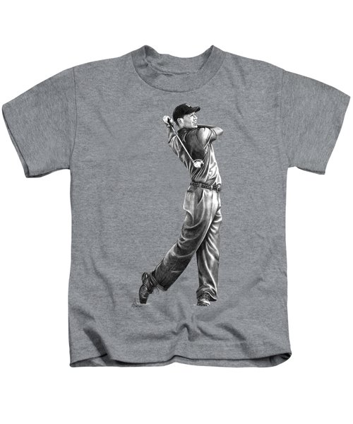 Tiger Woods Full Swing Kids T-Shirt