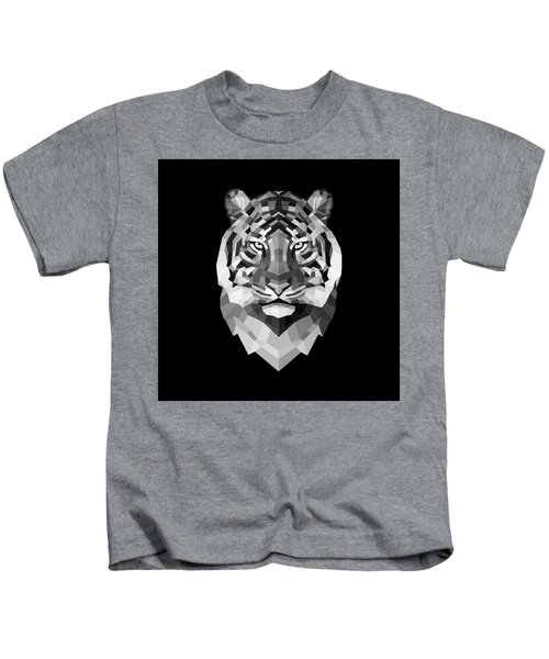 Tiger's Face Kids T-Shirt