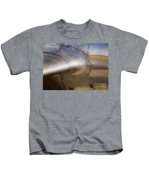 To Escape The Land Kids T-Shirt