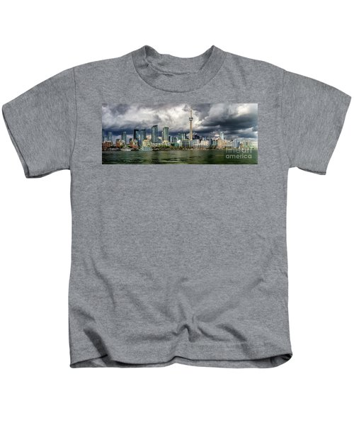 Toronto Skyline Kids T-Shirt