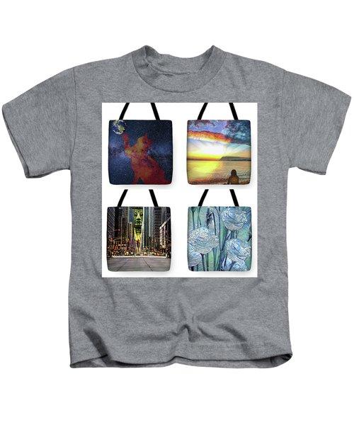 Tote Bags Samples Kids T-Shirt