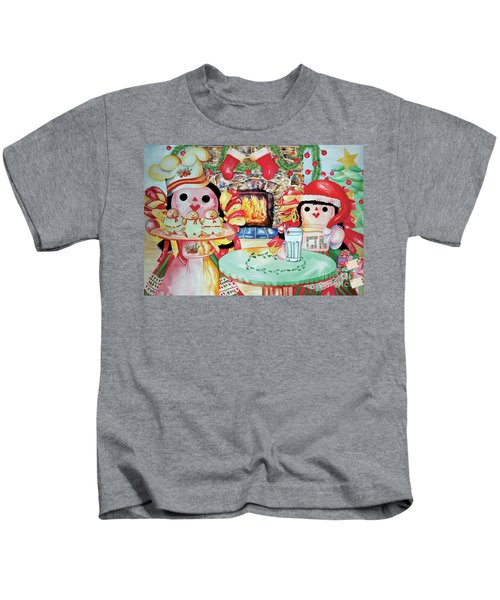 Treats For Santa Clause Kids T-Shirt