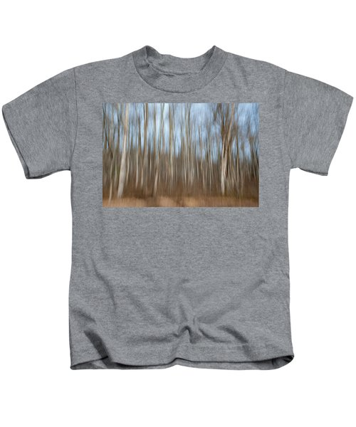 Trees In The Forest Kids T-Shirt