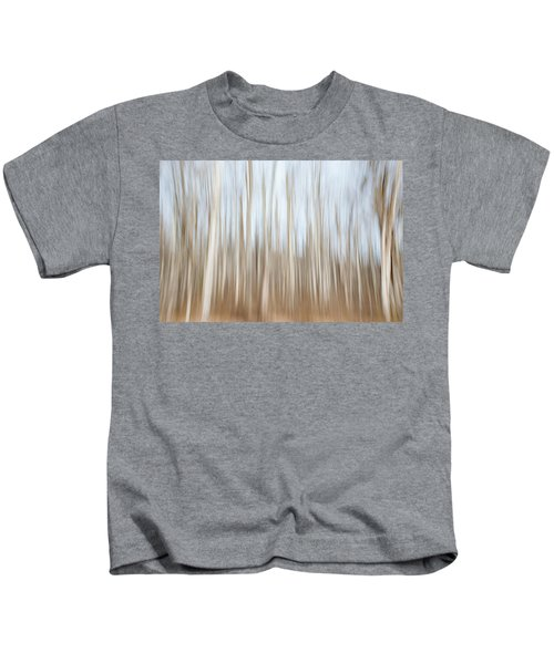 Trees On The Move Kids T-Shirt