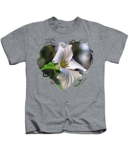 Trillium Purity Kids T-Shirt