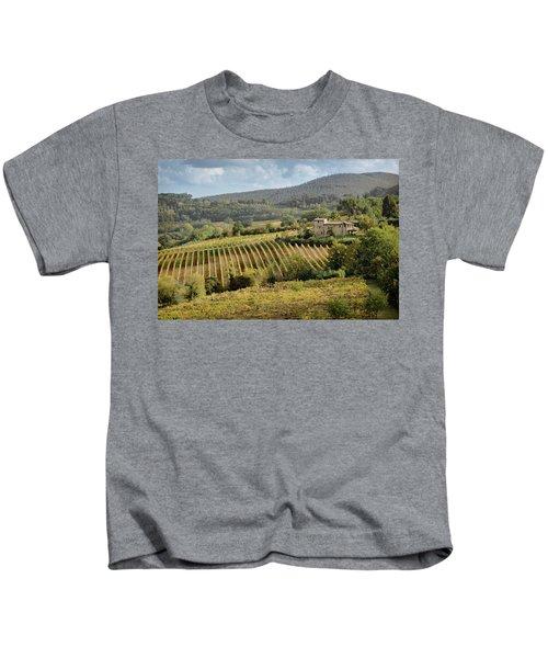 Tuscan Valley Kids T-Shirt