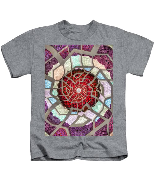 Untitled Meditation Kids T-Shirt
