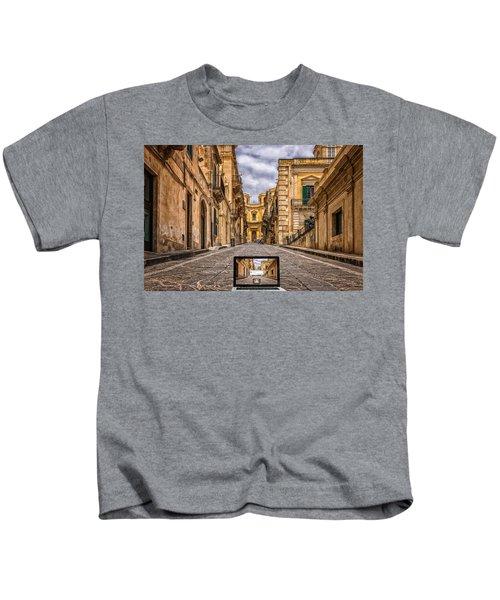 Upgrade Architecture Kids T-Shirt