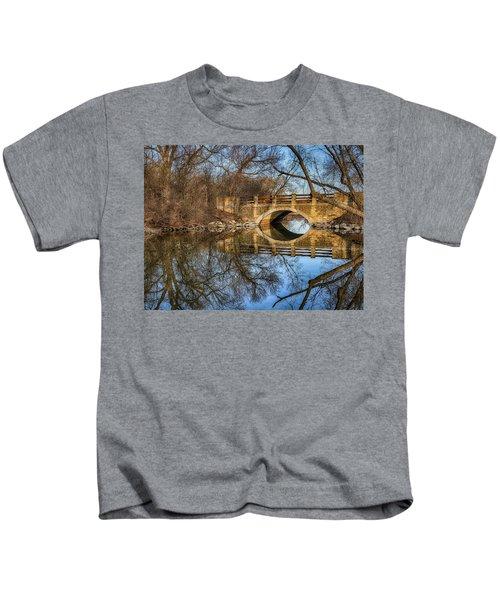 Uw Arboretum  Kids T-Shirt