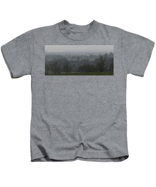 Valley Dawn  Kids T-Shirt