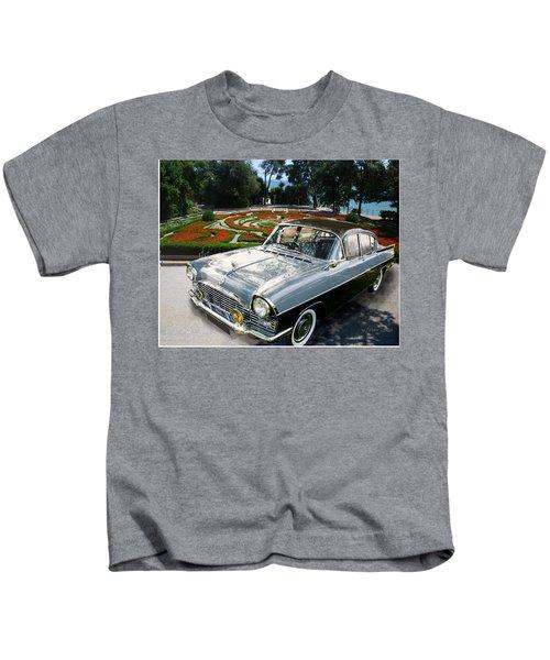 Vauxhall Cresta In Croatia Kids T-Shirt